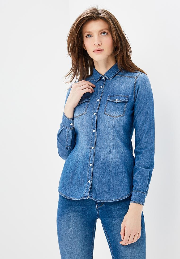Женские джинсовые рубашки Springfield (Спрингфилд) 6793797