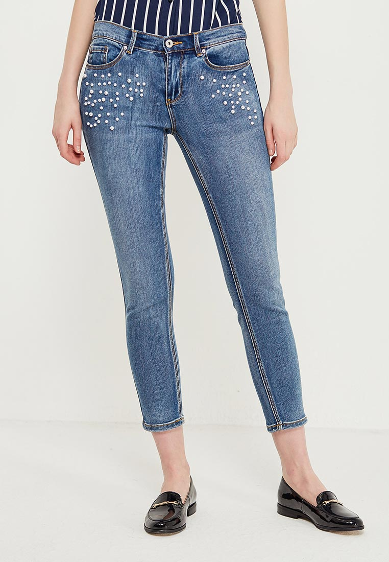 Зауженные джинсы SPRINGFIELD 6823459