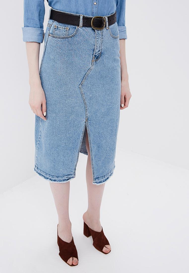 Джинсовая юбка SPRINGFIELD 6883567