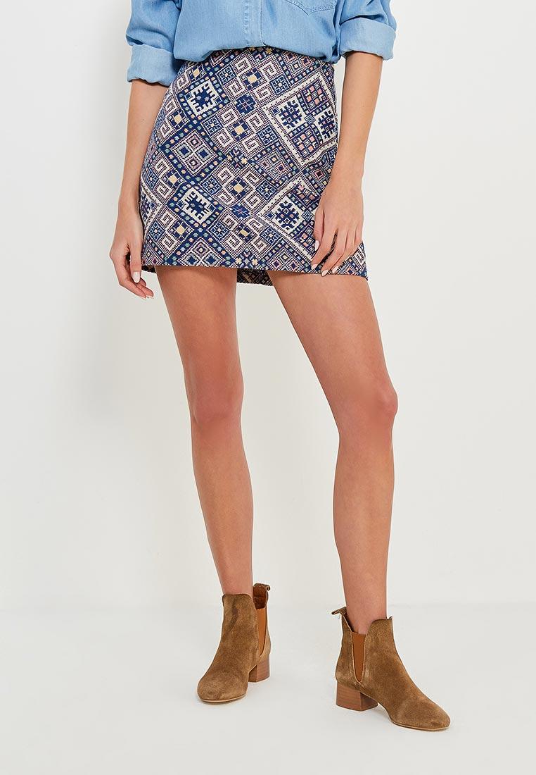 Широкая юбка SPRINGFIELD 6883508