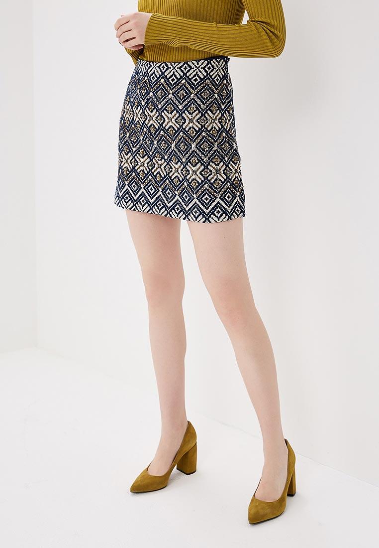 Прямая юбка SPRINGFIELD 6883516
