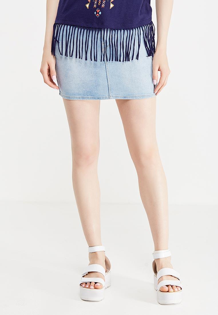 Джинсовая юбка SPRINGFIELD 1739026