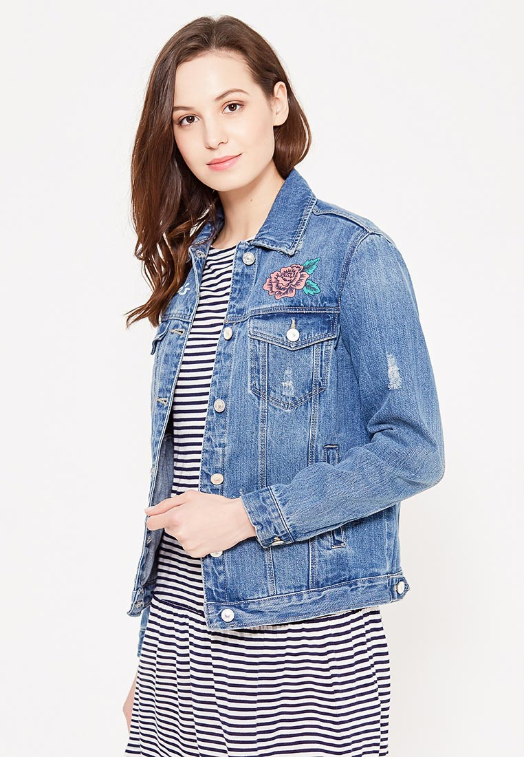 Джинсовая куртка SPRINGFIELD 8279519