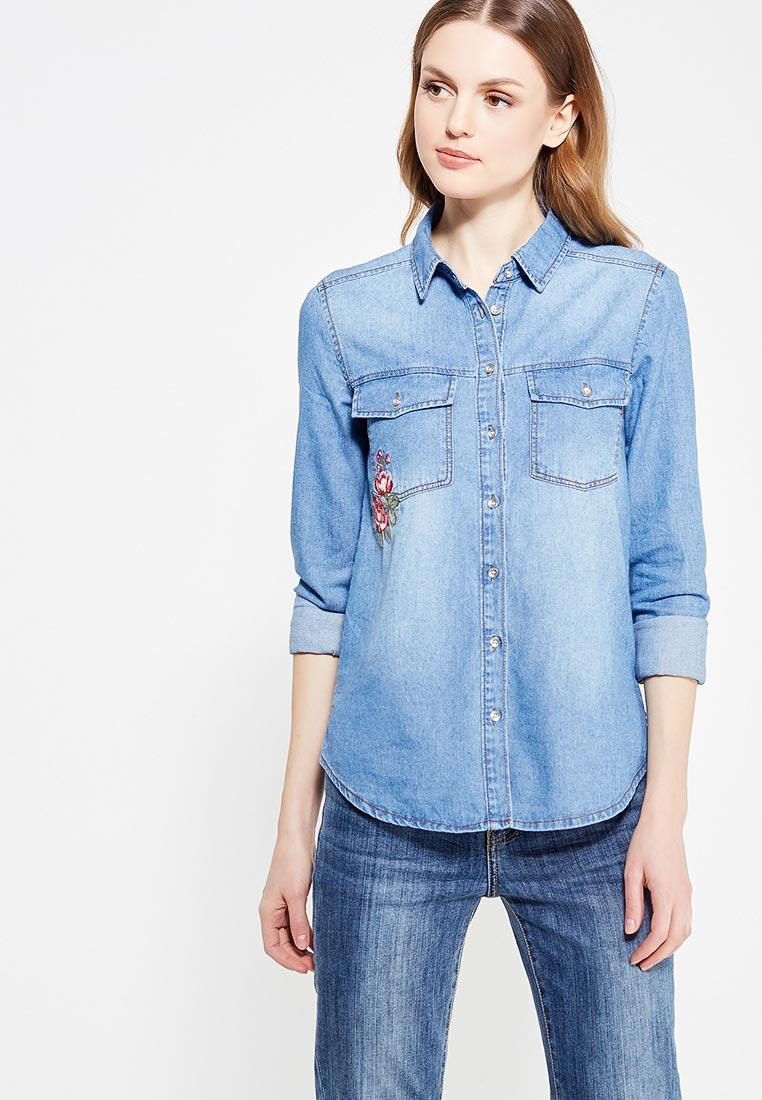 Женские джинсовые рубашки Springfield (Спрингфилд) 22055