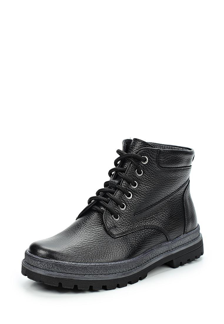 Ботинки для мальчиков Спартак W6092-02-01W