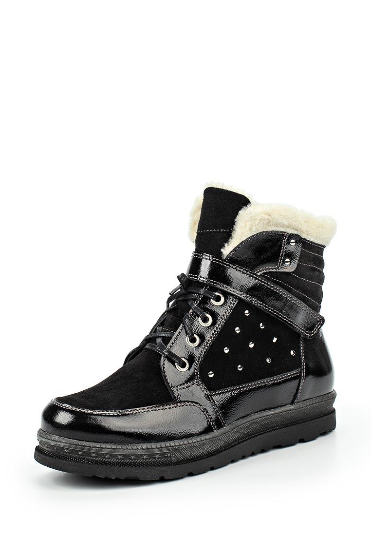 Ботинки для девочек Спартак W5034-02-03W
