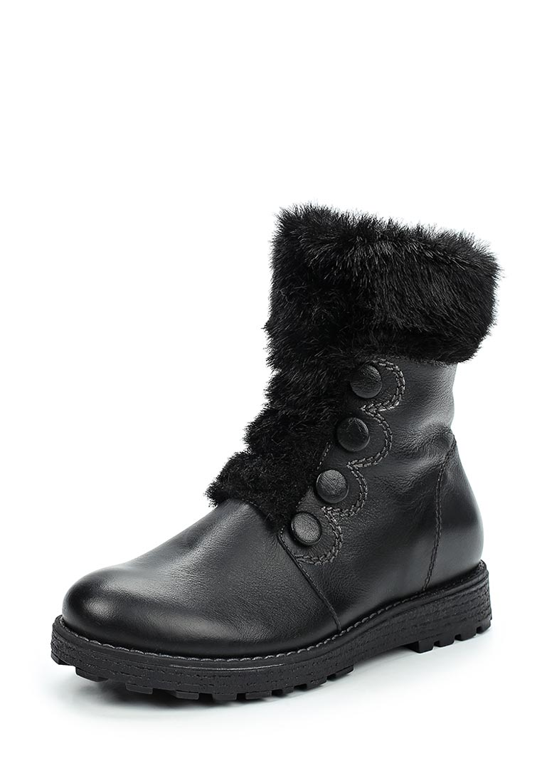 Ботинки для девочек Спартак W5120-01-01W