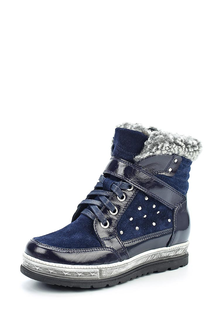 Ботинки для девочек Спартак W5034-02-04W