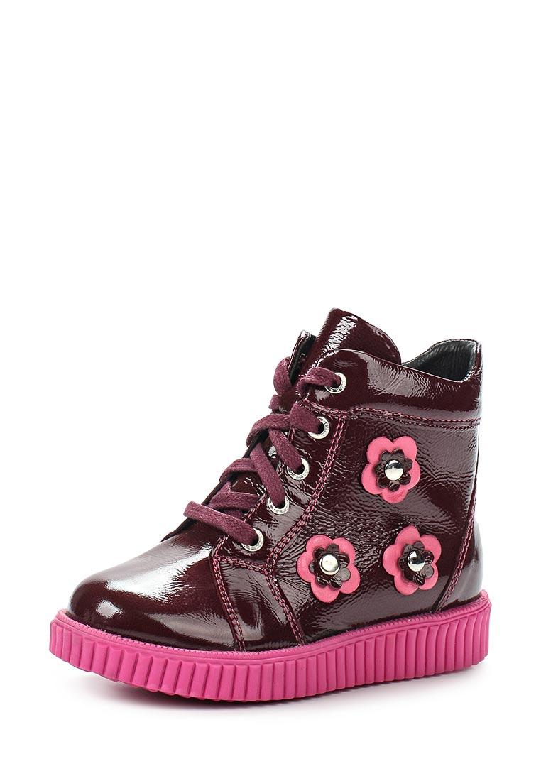 Ботинки для девочек Спартак W3038-01-05G
