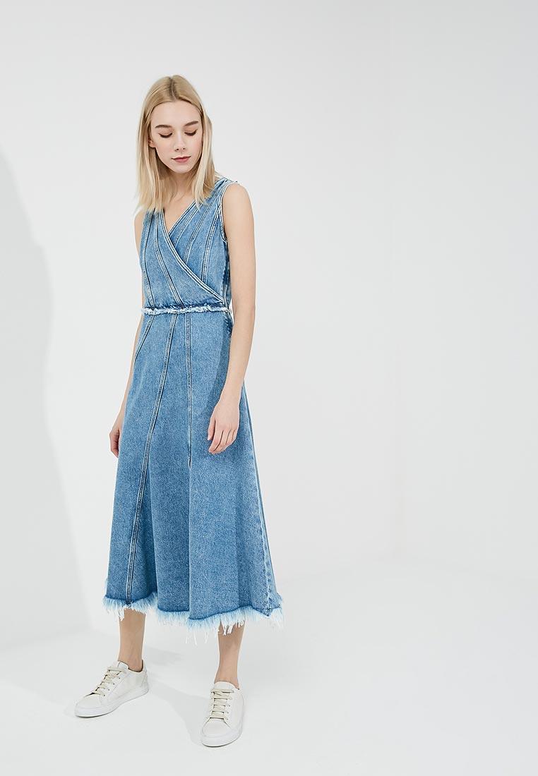 Платье Sportmax Code RALLY
