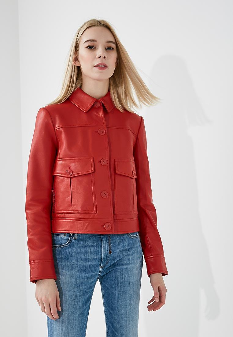 Кожаная куртка Sportmax Code MERANO