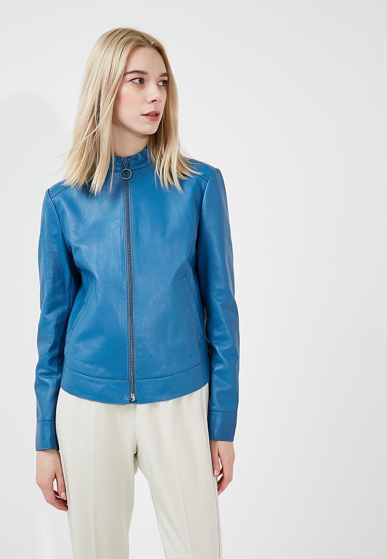 Кожаная куртка Sportmax Code GALLO