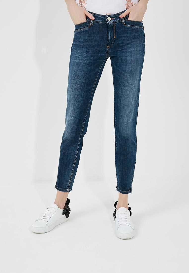 Зауженные джинсы Sportmax Code PAMELA