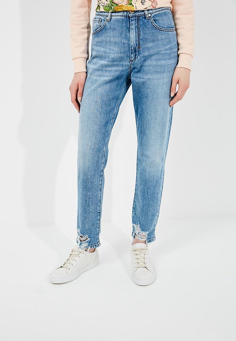 Прямые джинсы Sportmax Code GOLDEN