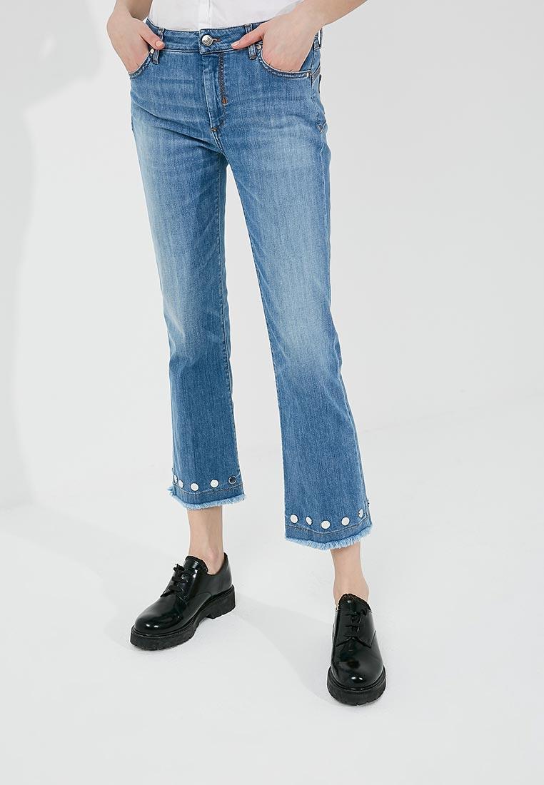 Прямые джинсы Sportmax Code PAPPINO