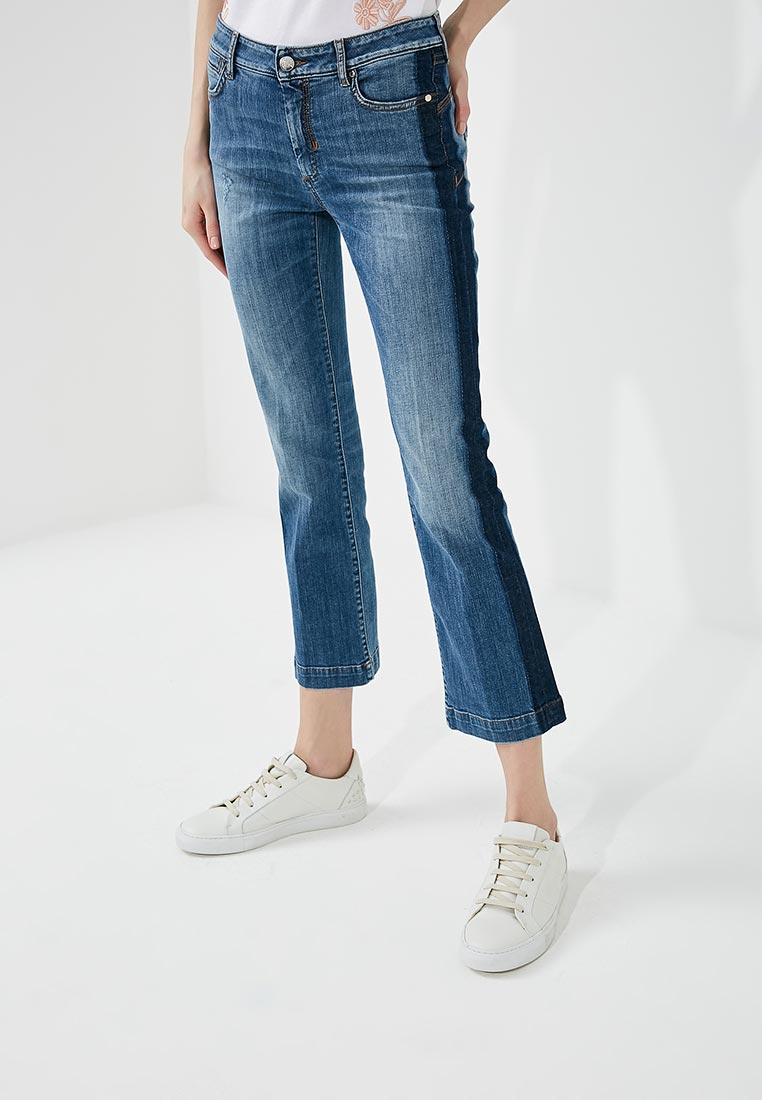 Прямые джинсы Sportmax Code ALATRI