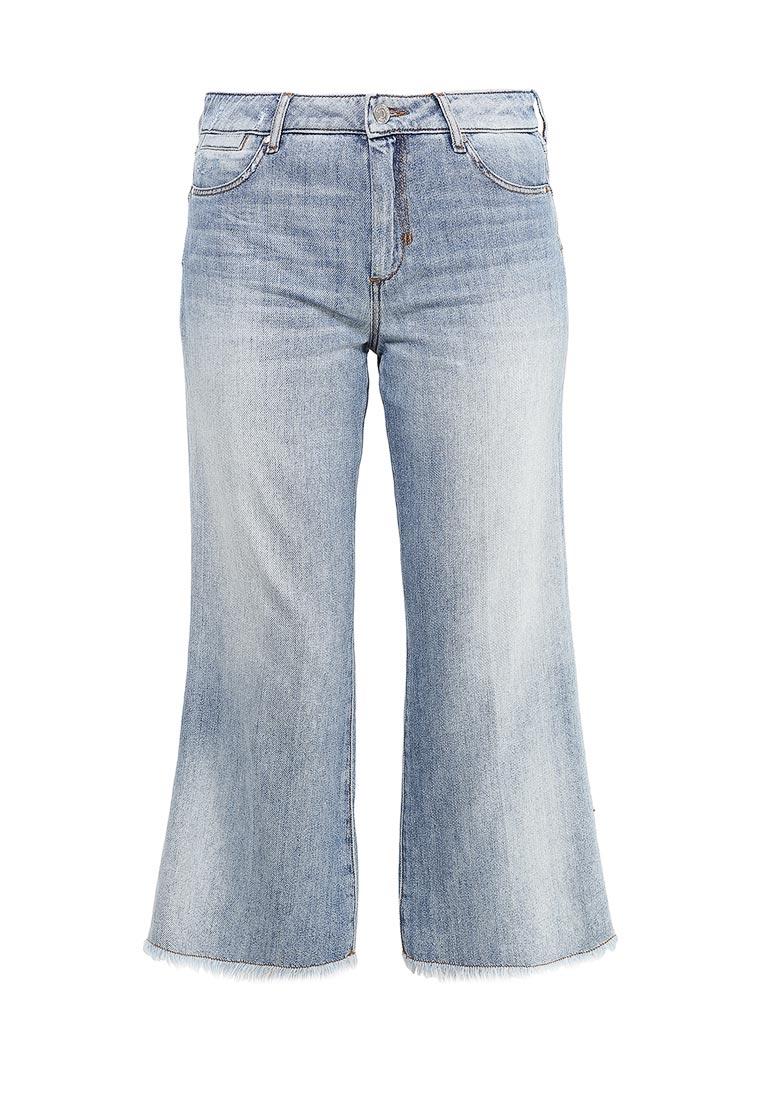 Широкие и расклешенные джинсы Sportmax Code USSITA