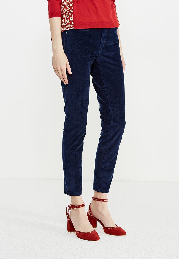 Женские зауженные брюки Sportmax Code OTTICHE