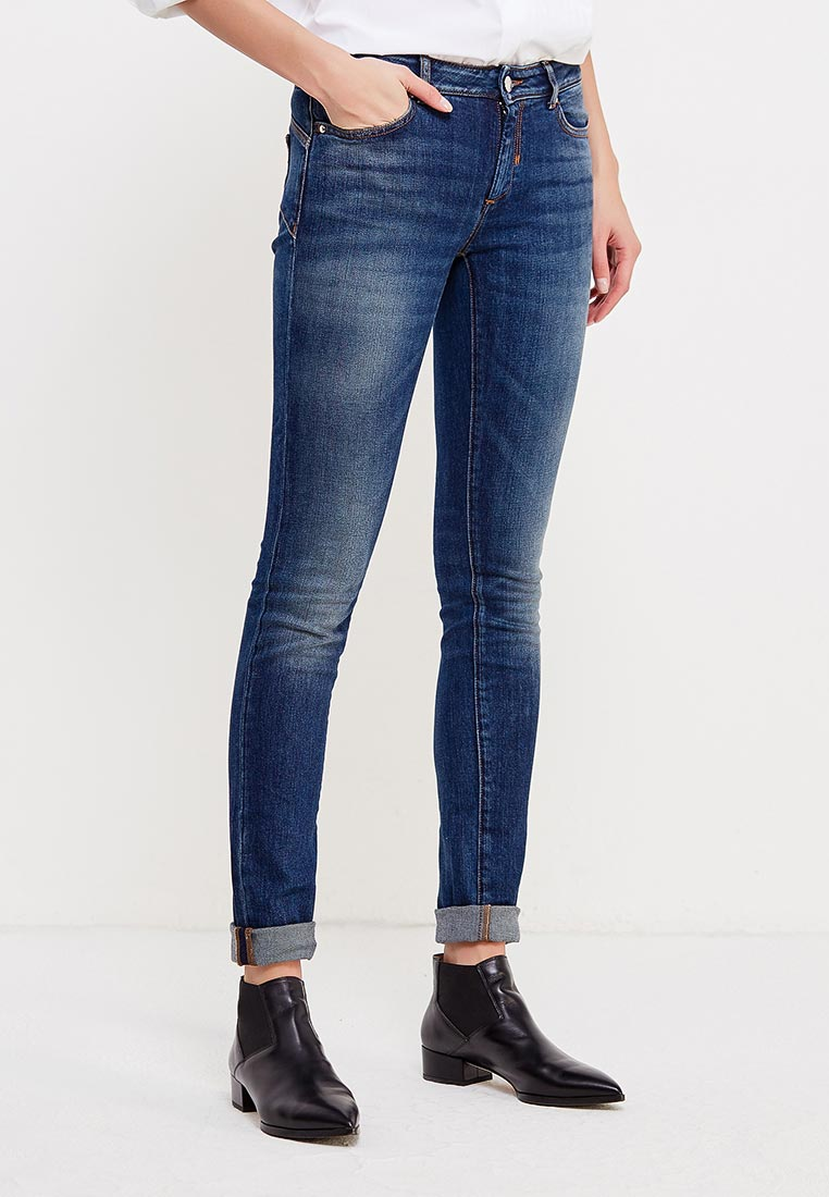 Зауженные джинсы Sportmax Code MAGICO