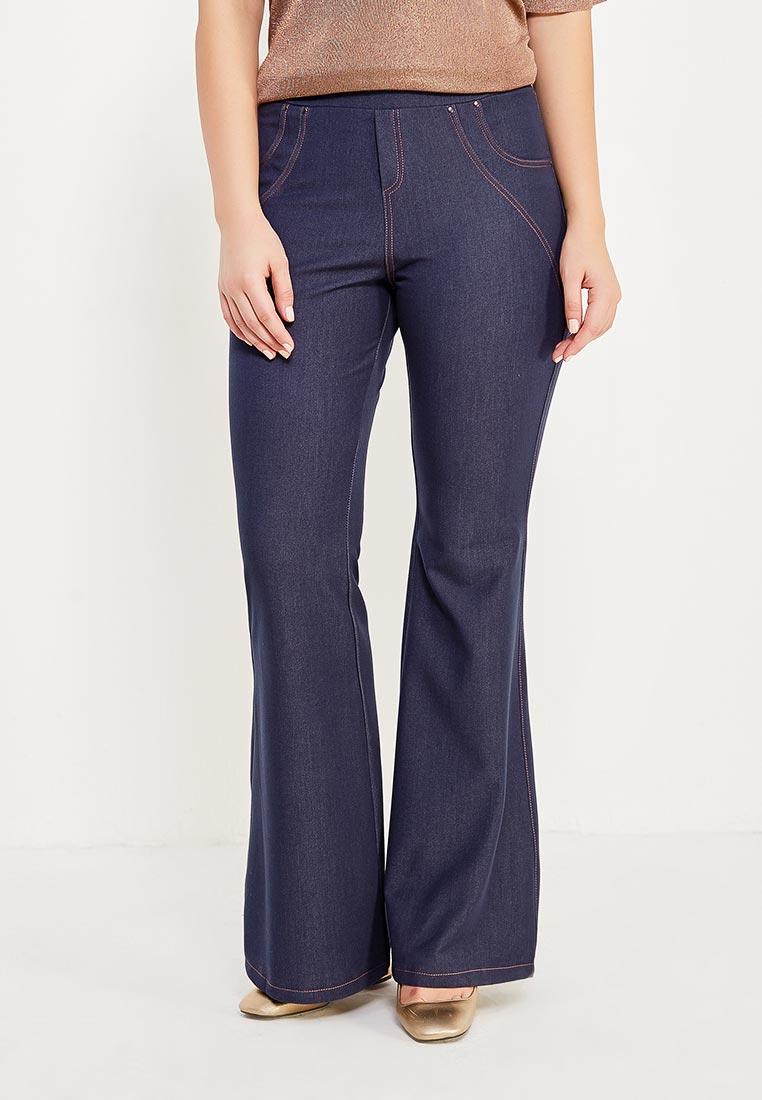 Женские широкие и расклешенные брюки SPARADA бр_2дарина_02тсин