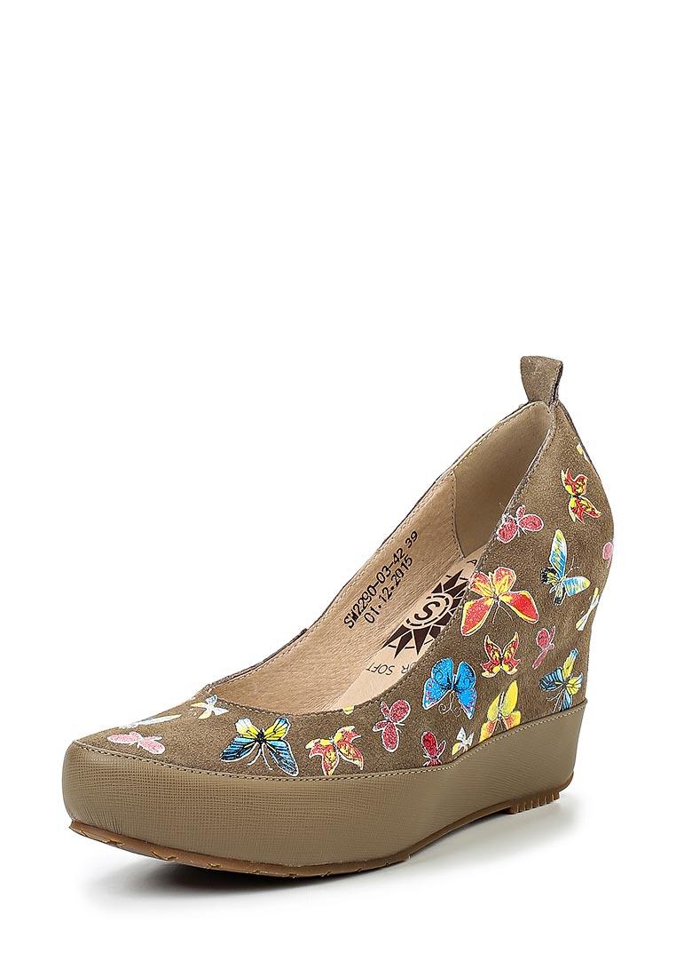 Женские туфли Spur (Спур) SM2290_03_42