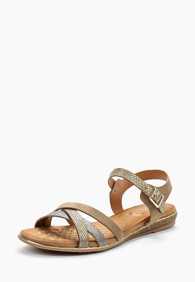 Женские сандалии SPARKLING (Спарклинг) S81376243