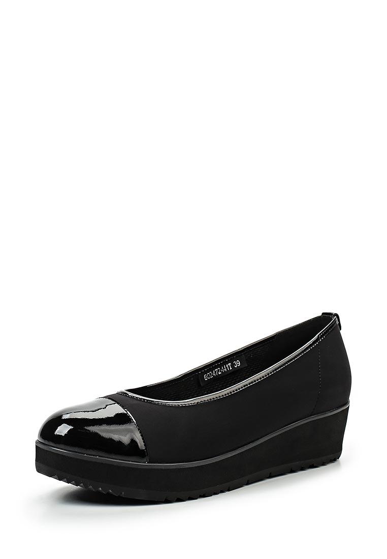 Туфли на плоской подошве Sparkling 602472441T