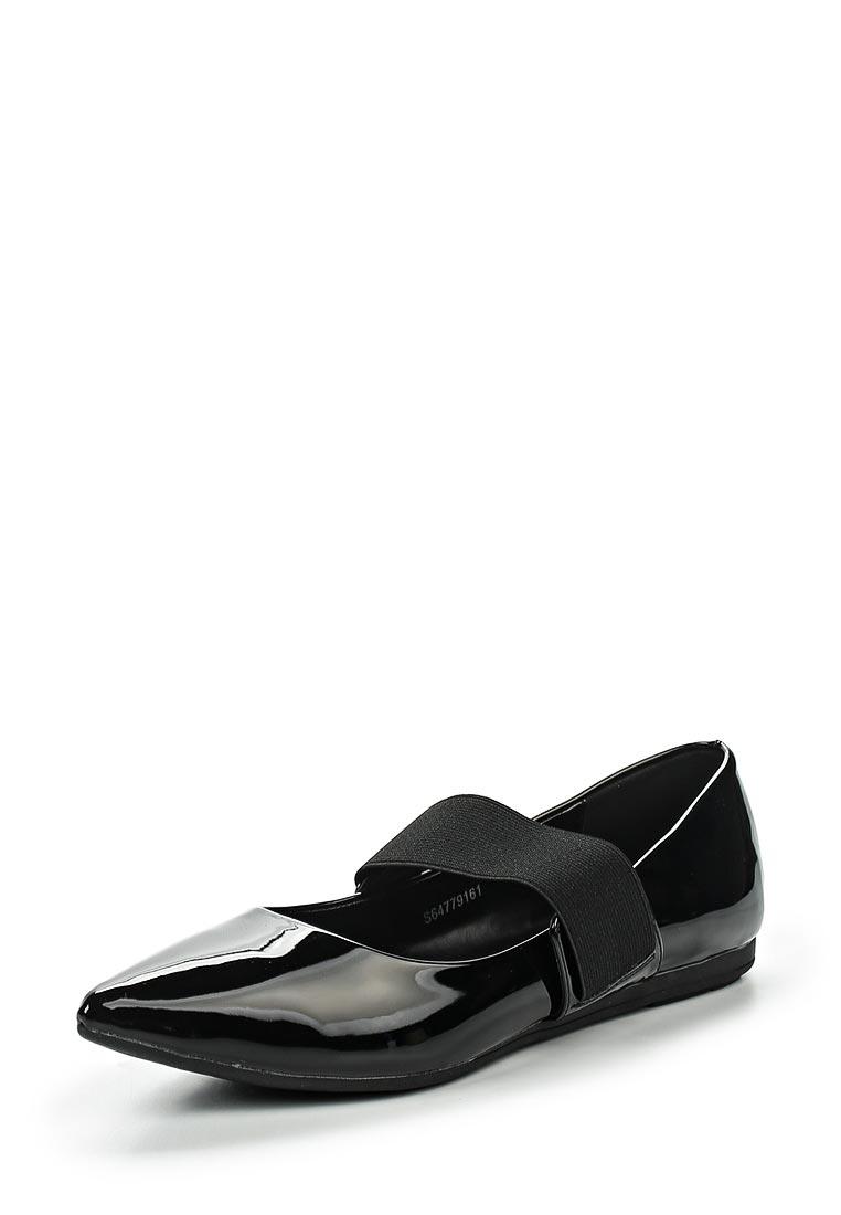 Туфли на плоской подошве Sparkling S64779161