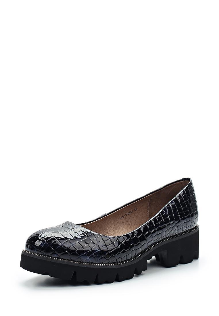 Туфли на плоской подошве Sparkling 742172355