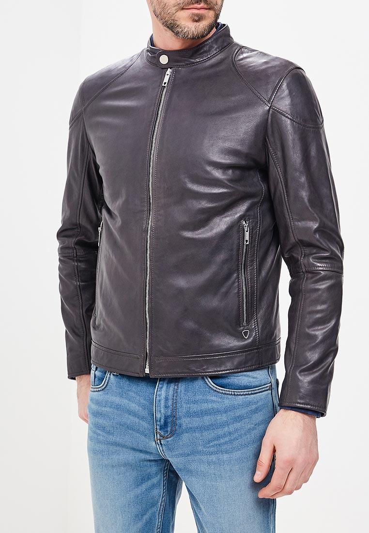 Кожаная куртка Strellson 110004825