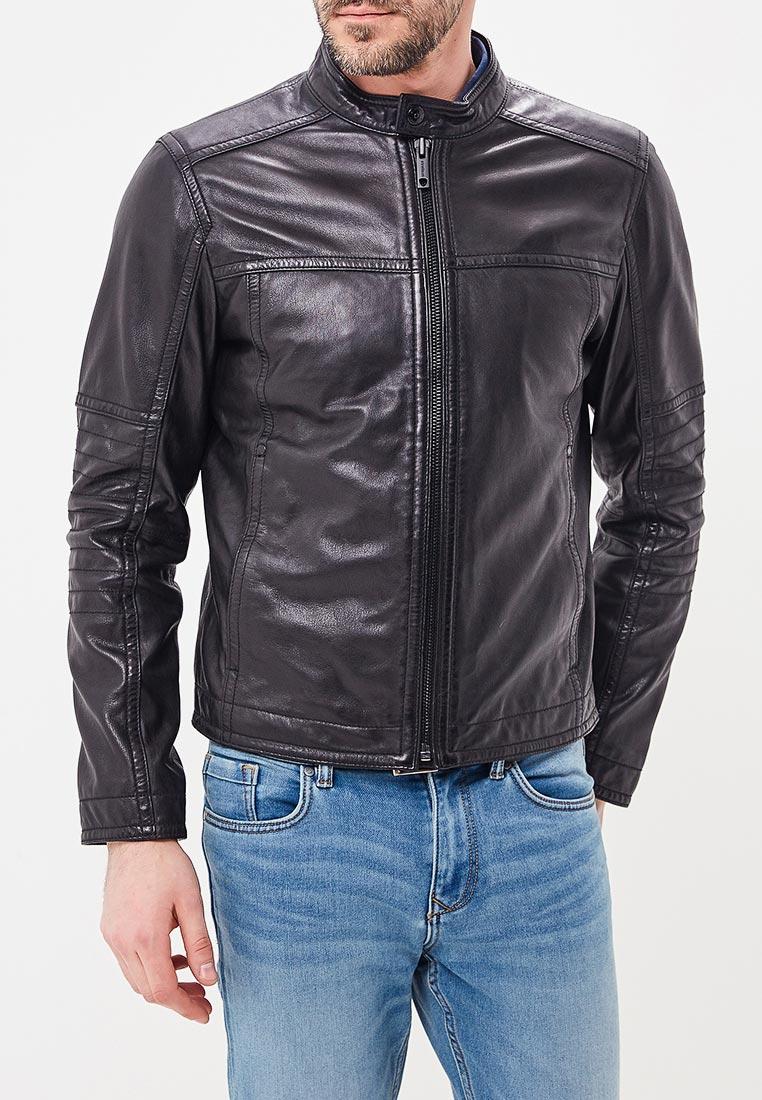 Кожаная куртка Strellson 110004860