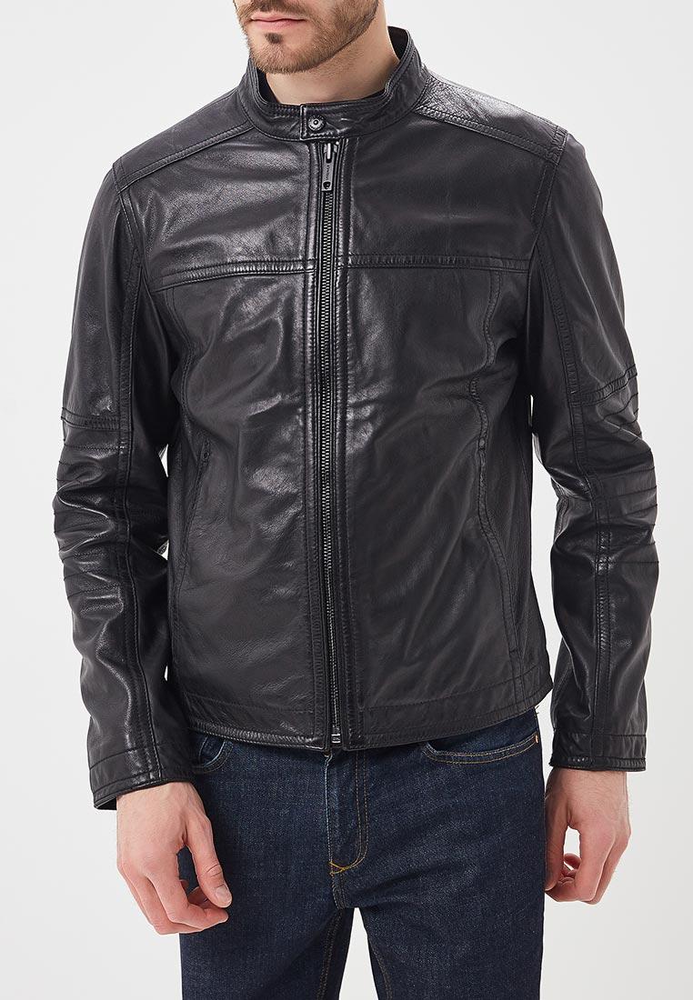 Кожаная куртка Strellson 110004869
