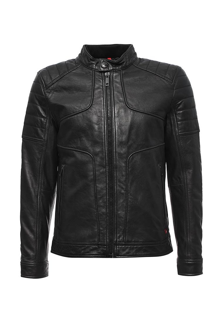 Кожаная куртка Strellson 110004316