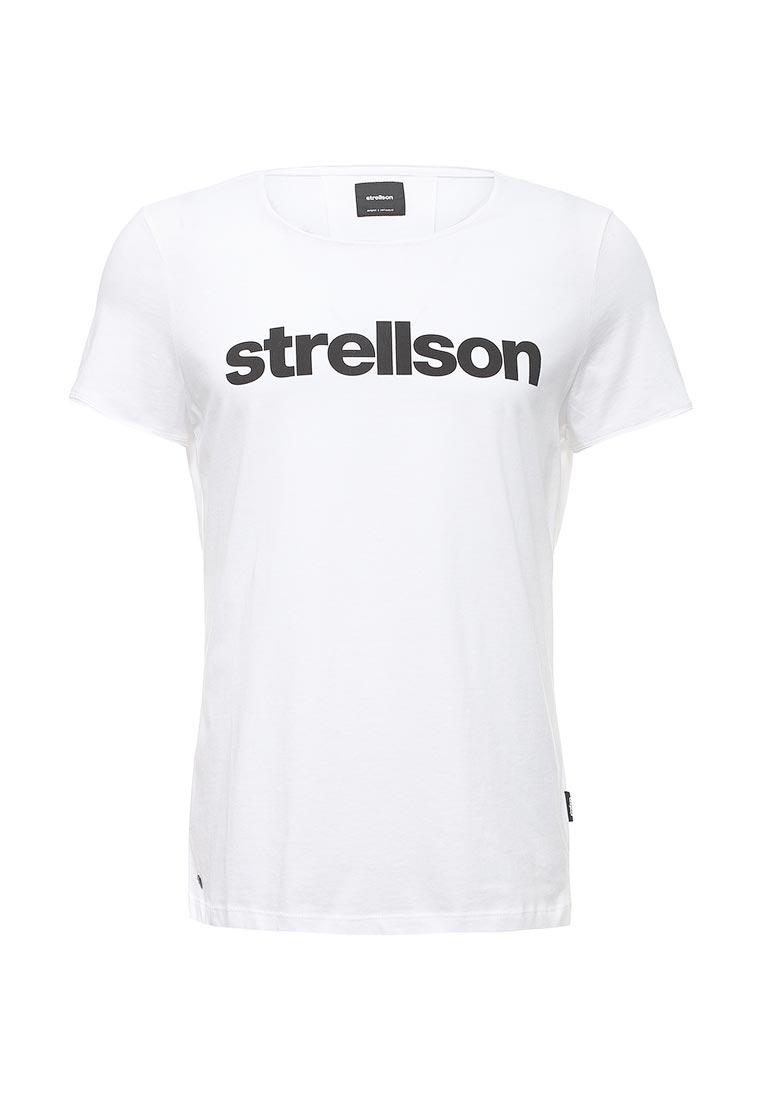 Футболка с коротким рукавом Strellson 30005510