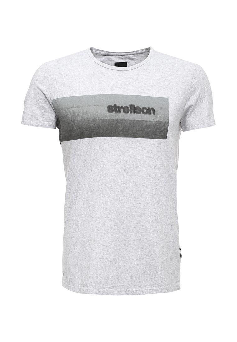 Футболка с коротким рукавом Strellson 30005826