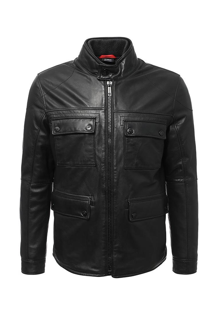 Кожаная куртка Strellson 110052