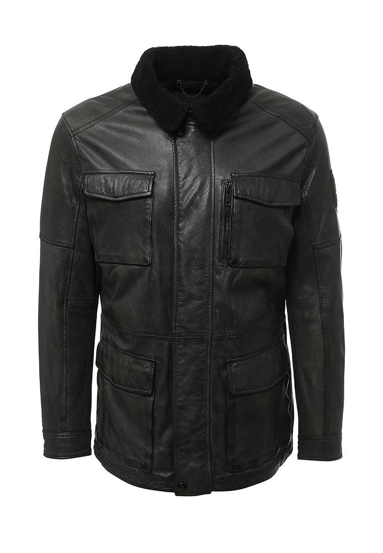 Кожаная куртка Strellson 110065