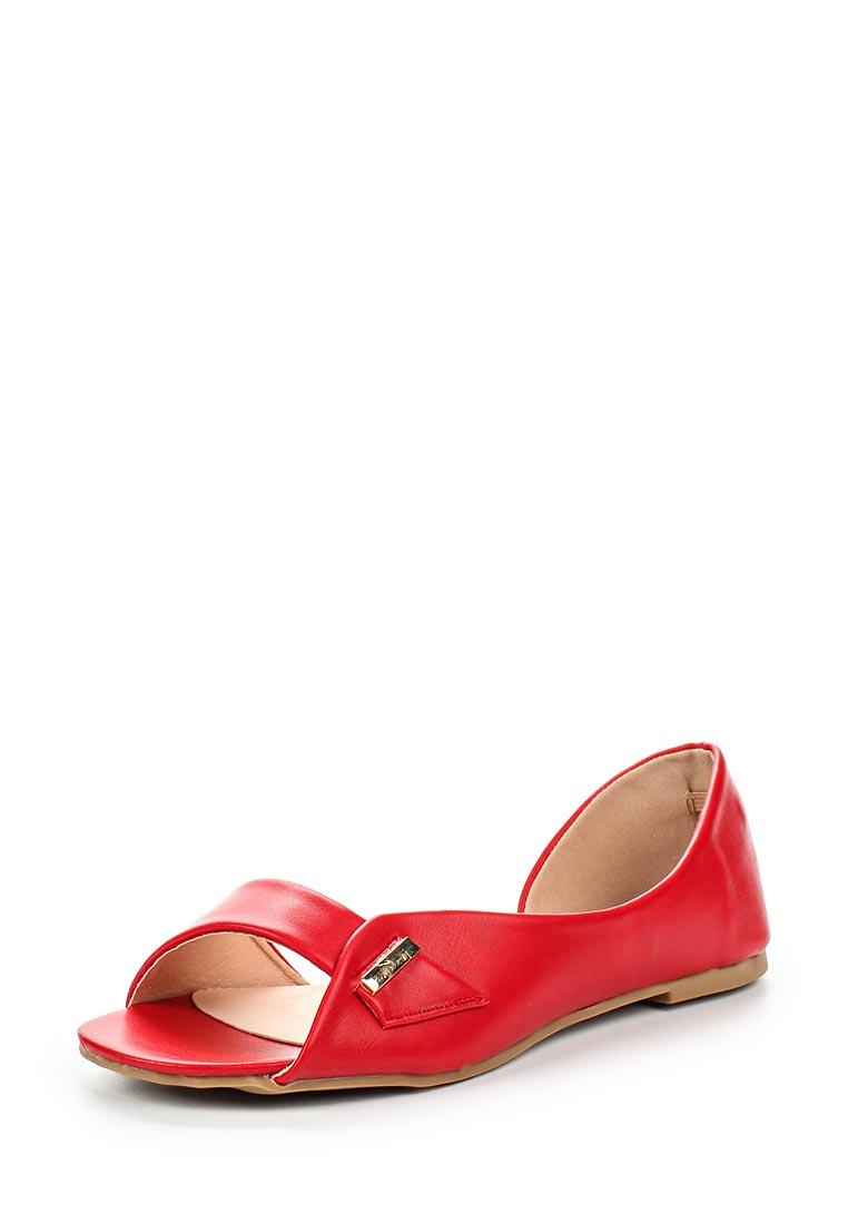 Туфли на плоской подошве Stephan C-32