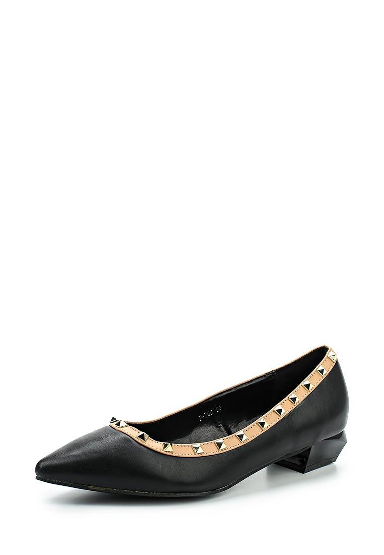 Туфли на плоской подошве Stephan P-765