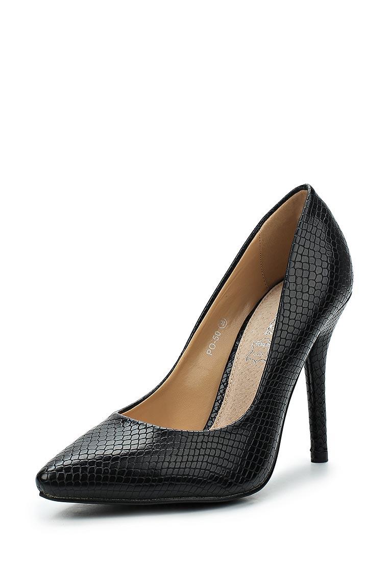 Женские туфли Style Shoes F57-PO-50