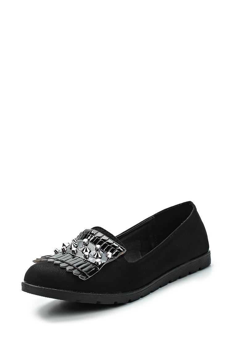 Женские лоферы Style Shoes F57-WH-98