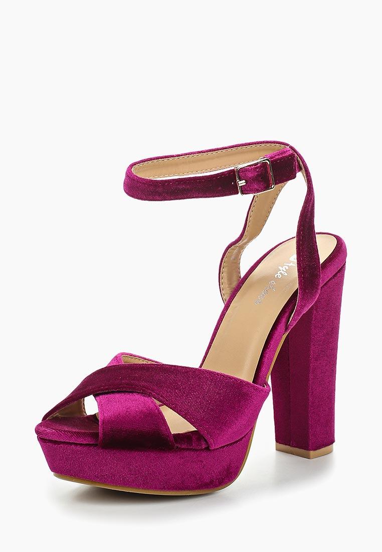 Женские босоножки Style Shoes F57-E-33