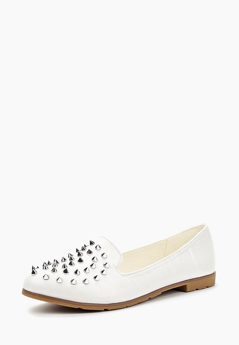 Женские лоферы Style Shoes F57-WH97