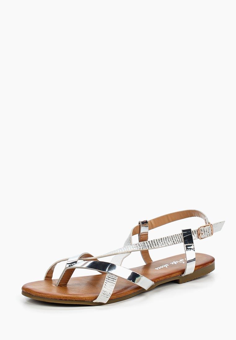 Женские сандалии Style Shoes F57-018
