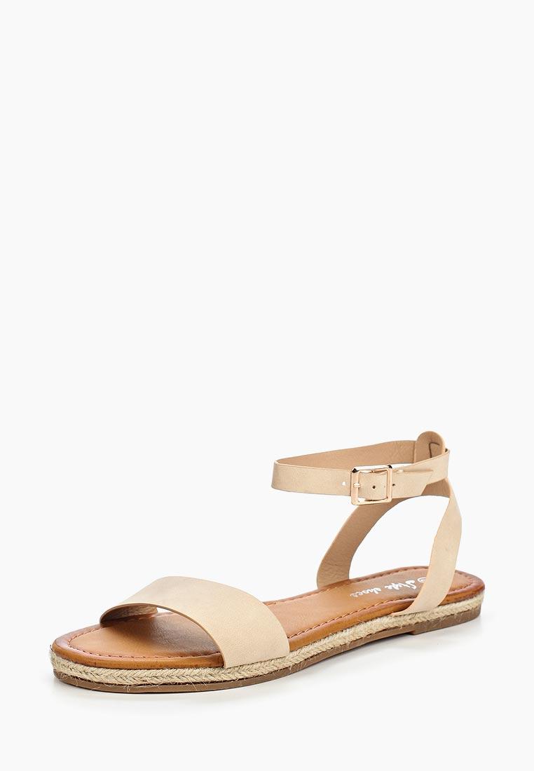 Женские сандалии Style Shoes F57-021
