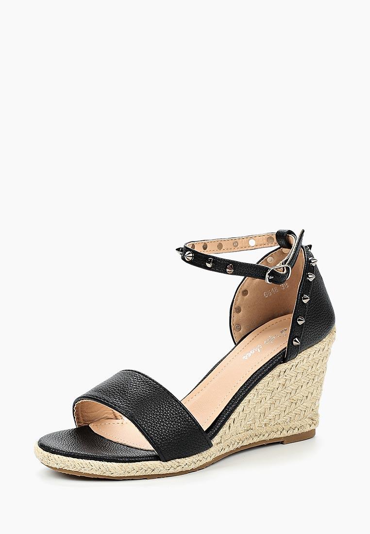 Женские эспадрильи Style Shoes F57-6648