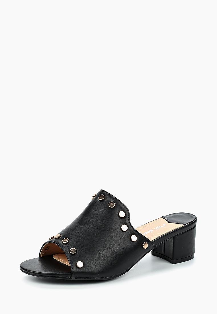 Женские сабо Style Shoes F57-6653