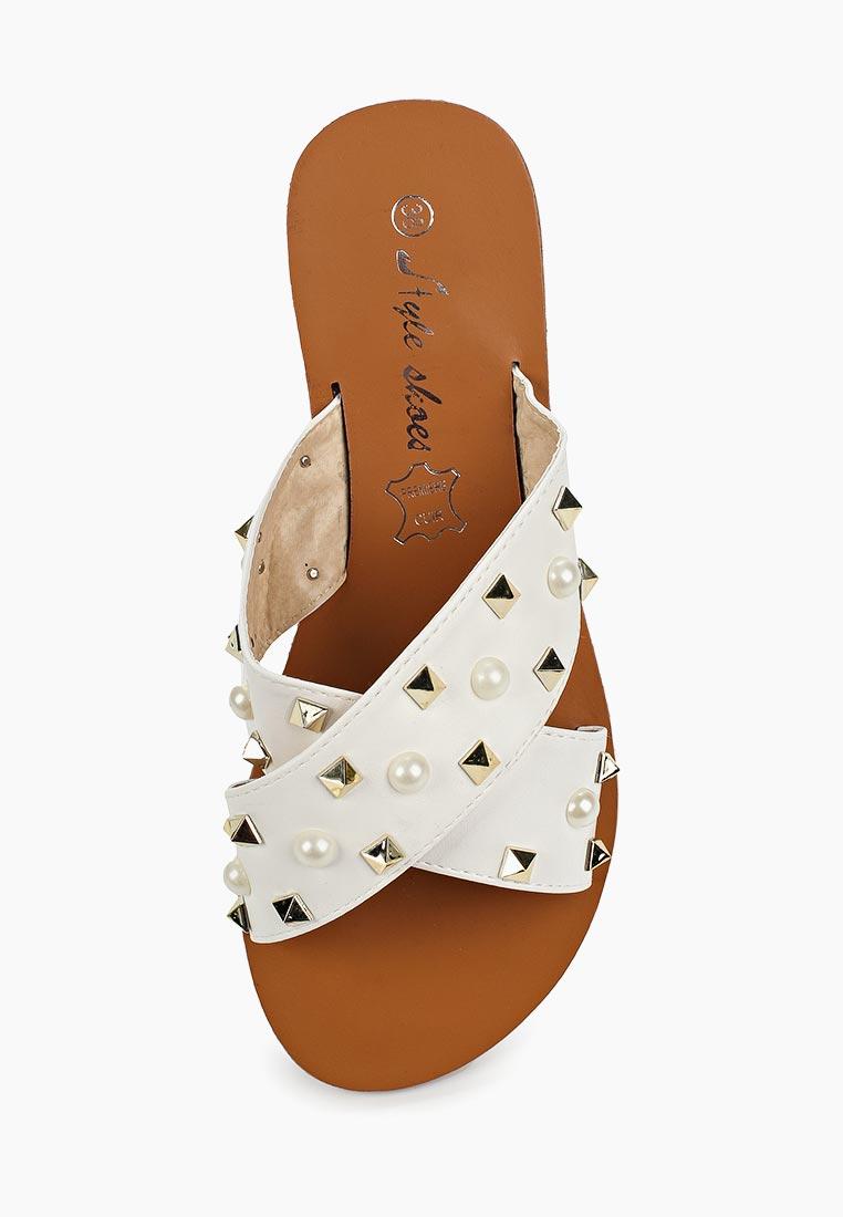 Женские сабо Style Shoes F57-OK-2: изображение 4