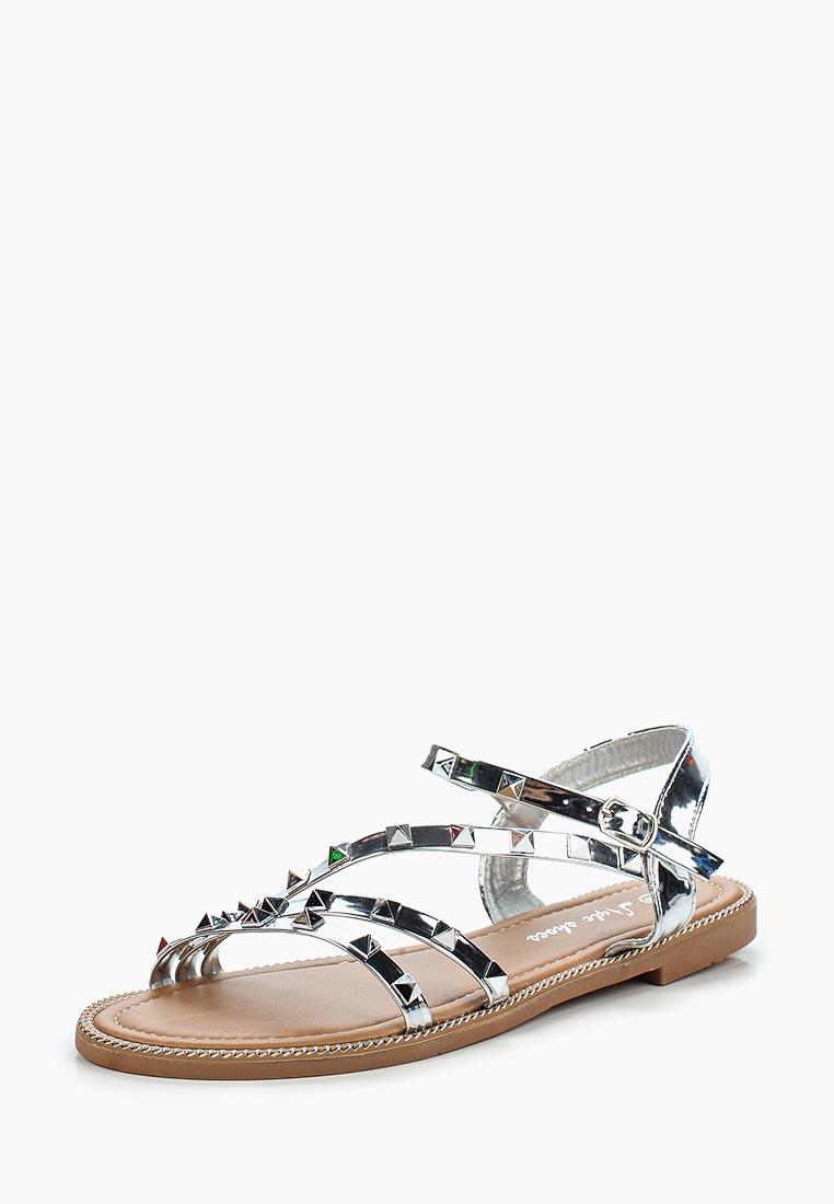 Женские сандалии Style Shoes F57-OK-3