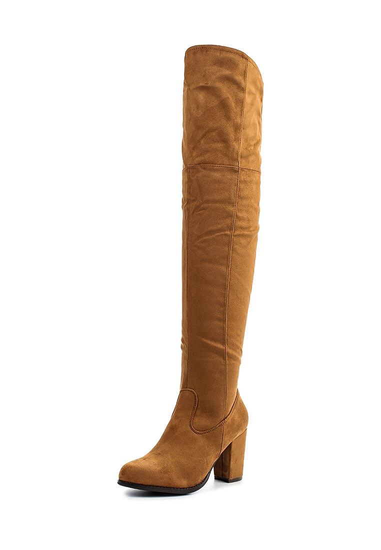 Женские ботфорты Style Shoes T-46